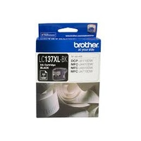Brother LC137XLBK BLACK Ink Cartridge