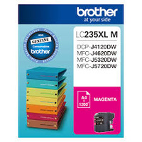Brother LC235XLM MAGENTA Ink Cartridge