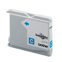 Brother LC37C Cyan Ink Cartridge