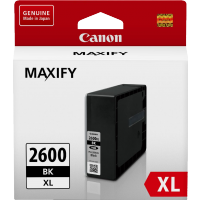 Canon 2600XL Black Ink Cartridge - PGI2600XLBK
