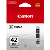 Canon 42LGY Light Grey Ink Tank - CL42LGY