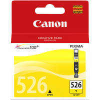 Canon 526 Yellow Ink Tank - CLI526Y