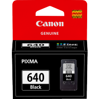 Canon 640 Black Ink Cartridge - PG640B