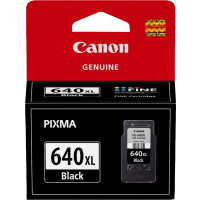 Canon 640XL Black Ink Cartridge - PG640XL