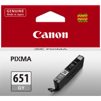 Canon 651 Grey Ink Cartridge - CLI-651GY
