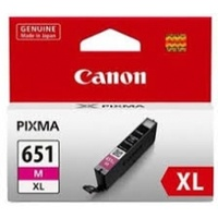 Canon 651XL Magenta Ink Cartridge - CLI-651XLM