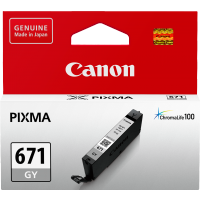 Canon 671 Grey Ink Cartridge- CLI-671GY
