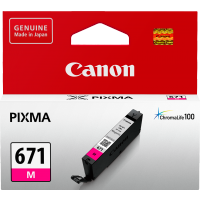 Canon 671 Magenta Ink Cartridge- CLI-671M