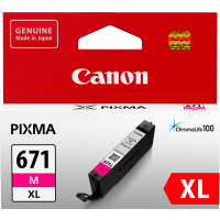 Canon 671XL Magenta Ink Cartridge - CLI-671XLM