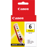 Canon 6Y Yellow Ink Tank - BCI-6Y