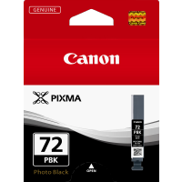 Canon 72 Photo Black Ink Tank - PGI72PBK