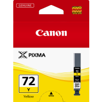 Canon 72 Yellow Ink Tank - PGI72Y