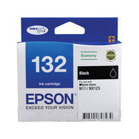 Epson 132 Black Ink Cartridge
