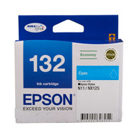 Epson 132 Cyan Ink Cartridge