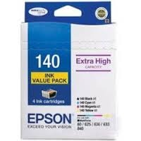 Epson 140VP Value Pack Ink Cartridge