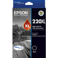 Epson 220XL Black Ink Cartridge