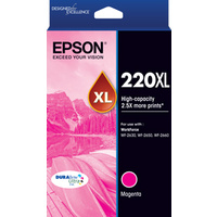 Epson 220XL Magenta Ink Cartridge