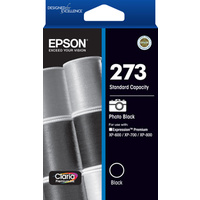 Epson 273 Photo Black Ink Cartridge