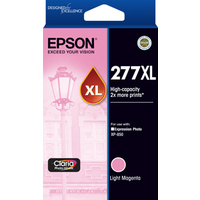 Epson 277XL Light Magenta Ink Cartridge