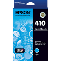 Epson 410 Cyan Ink Cartridge