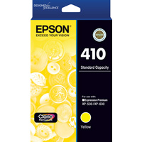 Epson 410 Yellow Ink Cartridge