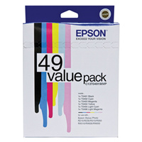 Epson T049 Ink Cartridge VALUE PACK