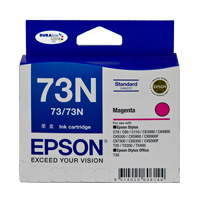 Epson 73N Magenta Ink Cartridge