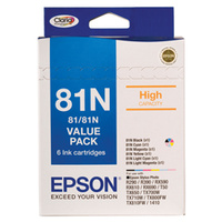 Epson 81NVP Value Pack