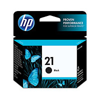 HP 21 Black Inkjet Print Cartridge - C9351A