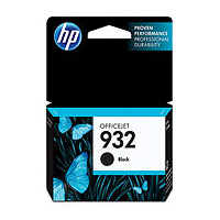 HP 932 Black Ink Cartridge - CN057AA