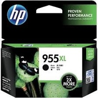 HP 955XL Black Ink Cartridge - L0S72AA