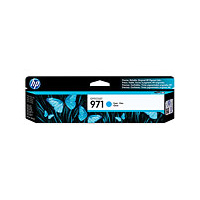 HP 971 Cyan Ink Cartridge - CN622AA