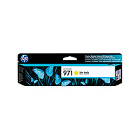HP 971 Yellow Ink Cartridge - CN624AA