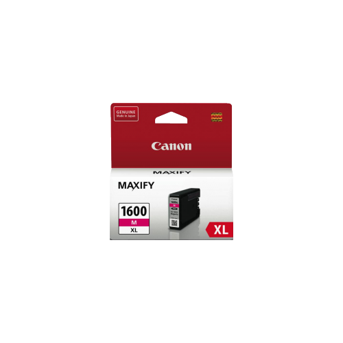 Canon 1600XLM Magenta Ink Cartridge - PGI1600XLM