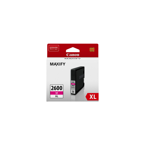 Canon 2600XL MAGENTA Ink Cartridge - PGI2600XLM
