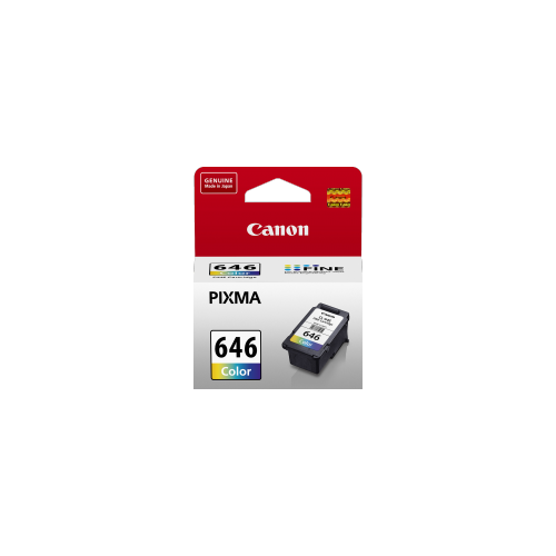 Canon 646 Colour Ink Cartridge - CL646