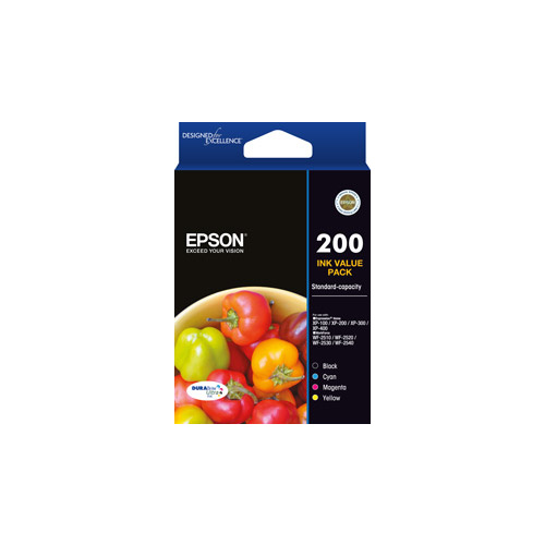 Epson 200VP Ink Cartridge VALUE PACK