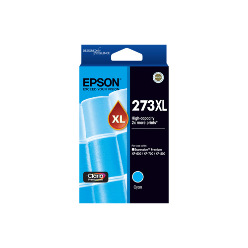 Epson 273XL Cyan Ink Cartridge