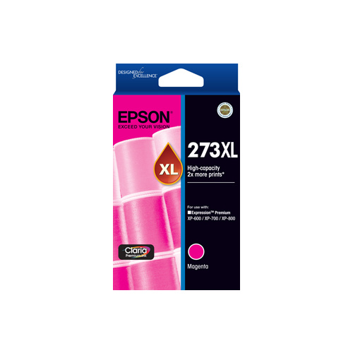 Epson 273XL Magenta Ink Cartridge