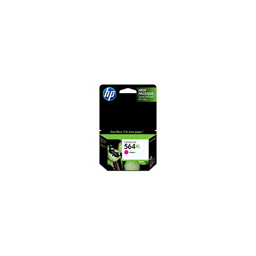 HP 564XL Magenta Ink Cartridge - CB324WA