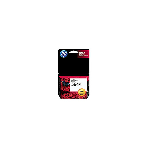 HP 564XL Photo Black Ink Cartridge - CB322WA