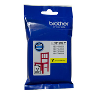 Brother LC3319XLY YELLOW Ink Cartridge