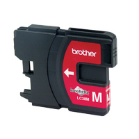 Brother LC38M Magenta Ink Cartridge