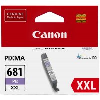 Canon 681XXL Photo Blue Ink Cartridge - CLI681XXLPB
