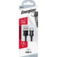 Energizer USB-A to USB-C Charge and Sync Cable