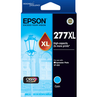 Epson 277XL Cyan Ink Cartridge