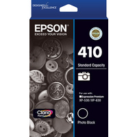 Epson 410 Photo Black Ink Cartridge