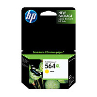 HP 564XL Yellow Ink Cartridge - CB325WA