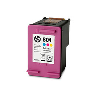 HP 804 Colour Ink Cartridge - T6N09AA