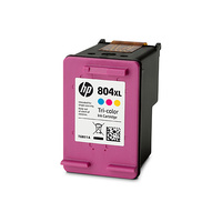 HP 804XL Colour Ink Cartridge - T6N11AA